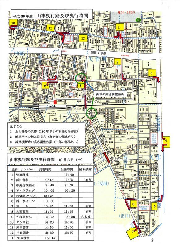 山車曳行路および安全担当配置図 (1)_01