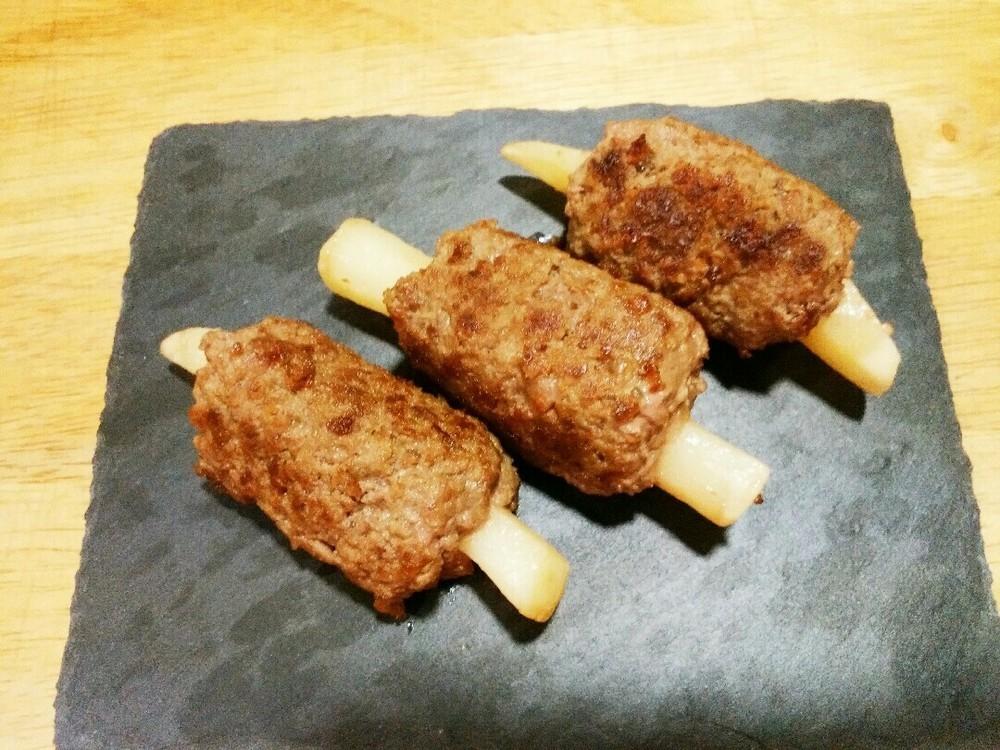なんちゃって骨付き肉の作り方7