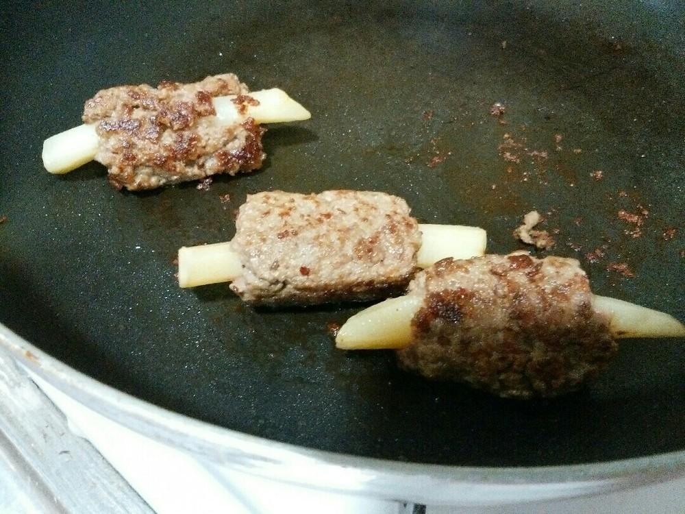 なんちゃって骨付き肉の作り方6