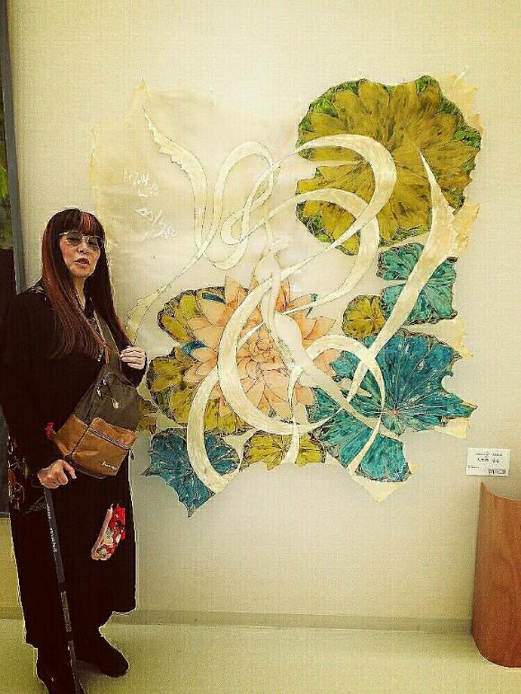 日本美術家連盟近畿地区会員展 -...