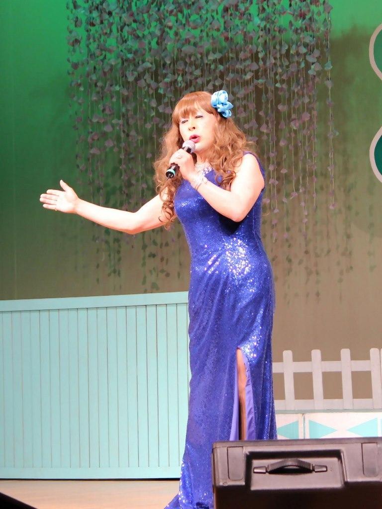 ブルースパンコールドレス舞台A(2)