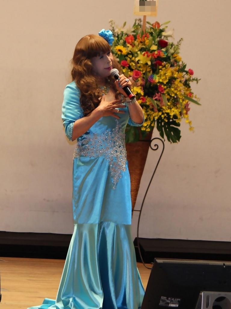 水色のドレス舞台(5)