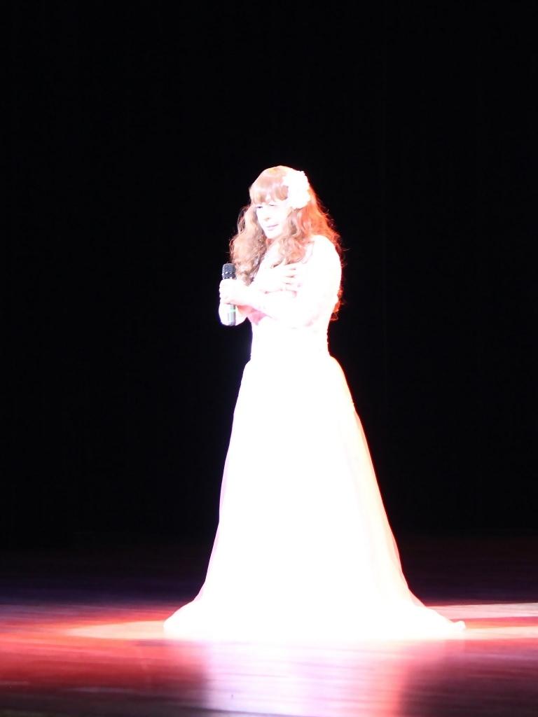 ピンクドレス舞台(3)