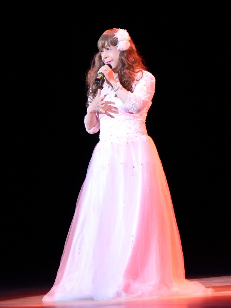 ピンクドレス舞台(5)
