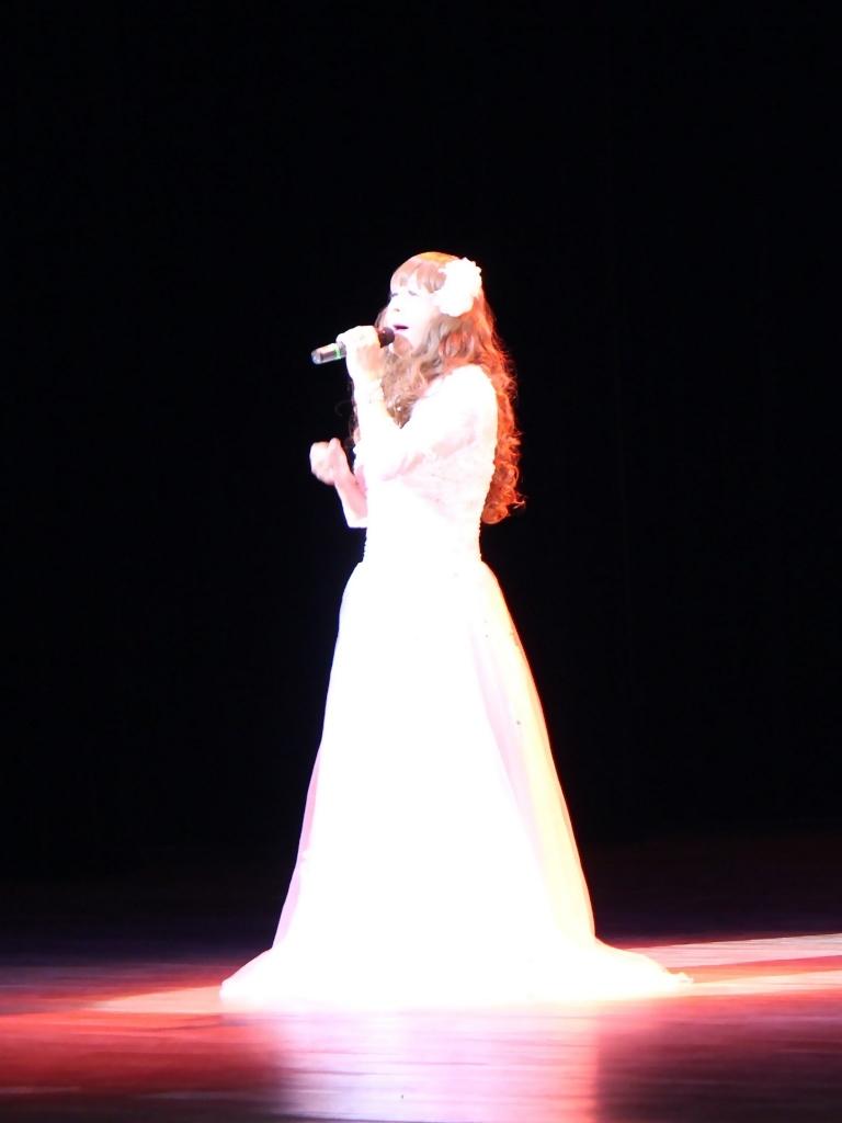 ピンクドレス舞台(2)