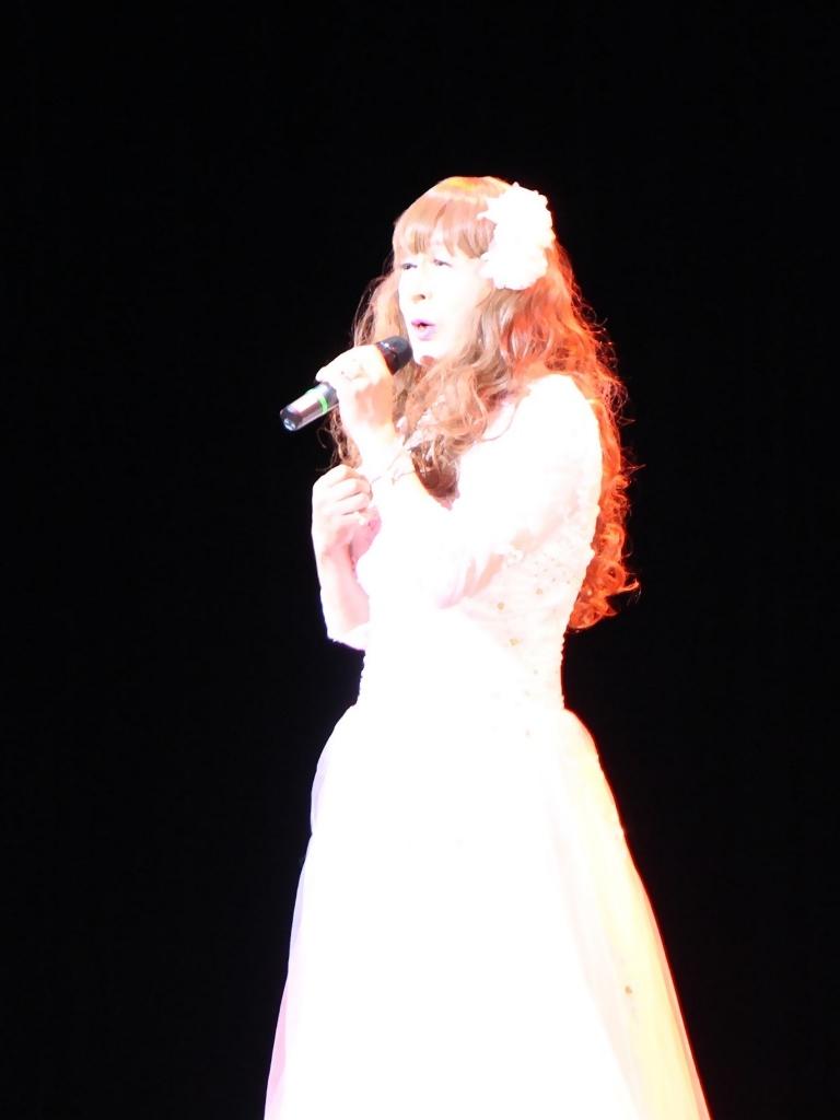ピンクドレス舞台(4)