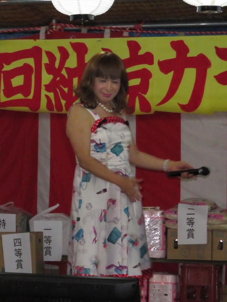 180825諏訪神社納涼祭カラオケ(1)