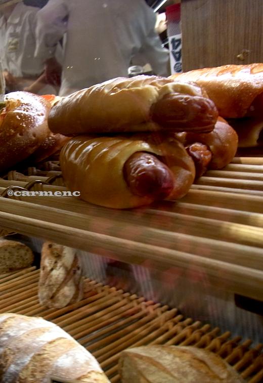 ウインナのパン