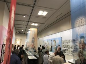 展示室内ギャラリートーク02