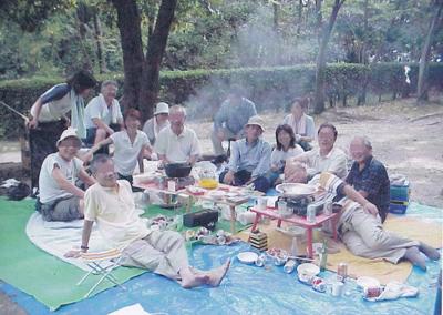 2004ちゃんこ鍋大会