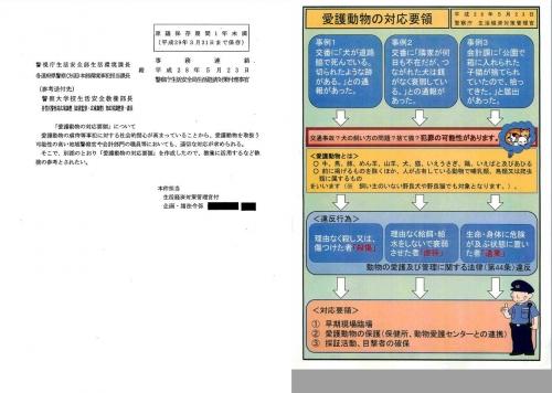警察対応要領01~02