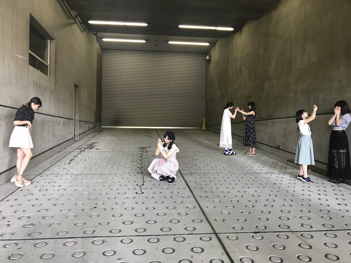 山田がSNS撮影の裏側をSNSで晒してしまうw w w w w w w w w w w