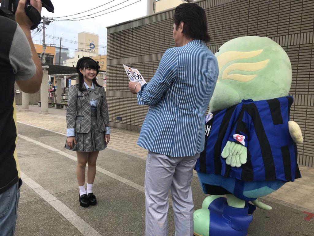 【悲報】 チーム8 山田杏華ちゃん、チンピラに絡まれる…………