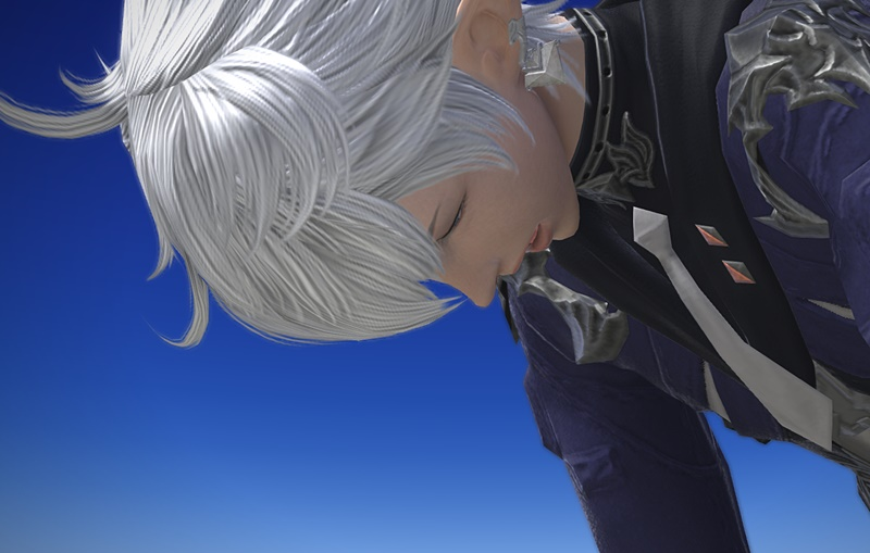 【FF14】「暁」の少年