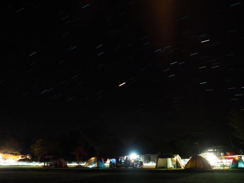 中蒜山オートキャンプ場