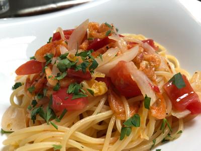 スパゲティアップ
