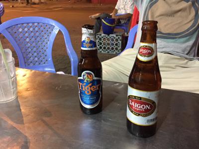 ビール(タイガー&サイゴン)