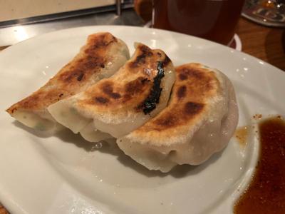 タップルーム餃子(3pcs)