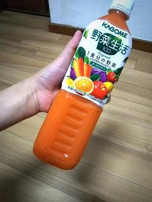とりあえず野菜ジュース