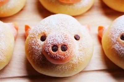 こぶたのパン