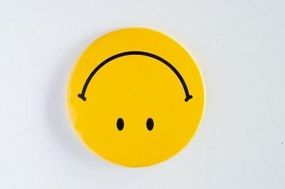 スマイルマーク 黄