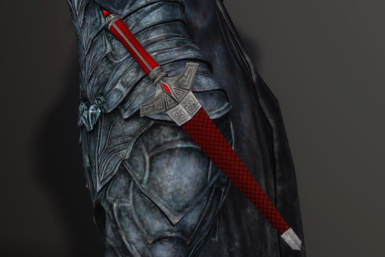 DaggerShadowSK 052-1 Pose Dagger Scb 1