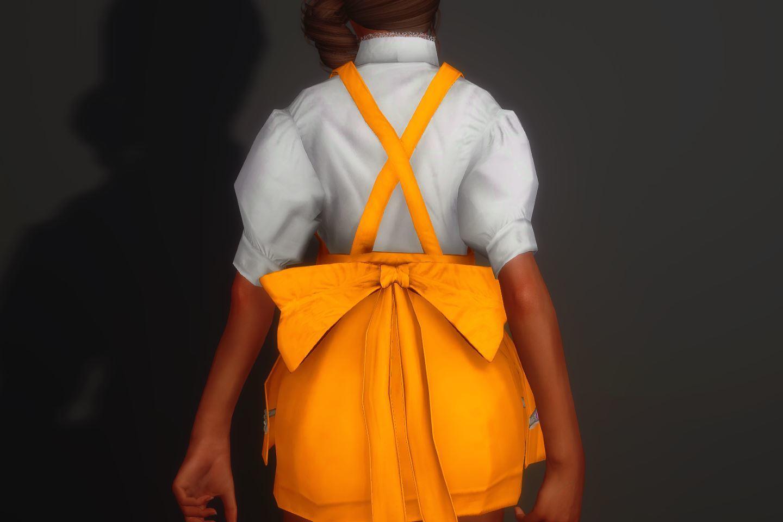 ROSAnnaMillersSK 033-1 Pose Up-Ba-F Orange 1