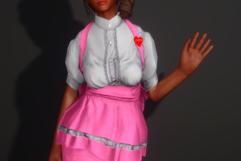 ROSAnnaMillersSK 042-1 Pose Up-Fr-F Pink 1