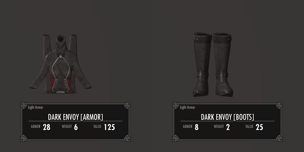 DarkEnvoySSE 011-1 Info Boots 2