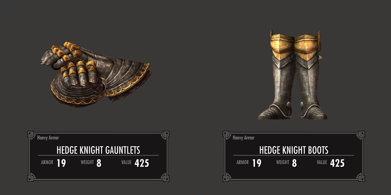 HedgeKnightArmorSK 013-1 Info Boots 2