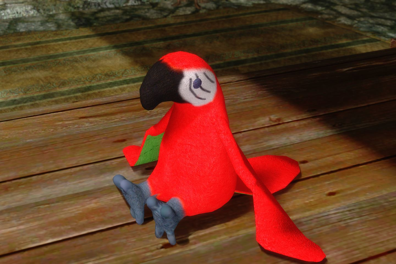 ChildrenToysMihailSK 220-1 Pose Parrot 11 1