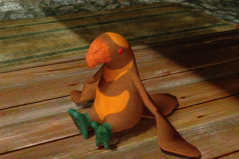 ChildrenToysMihailSK 223-1 Pose Parrot 14 1