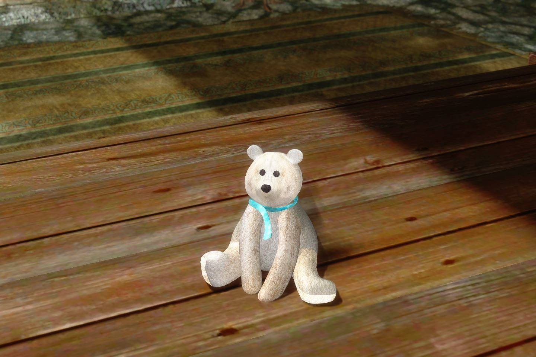 ChildrenToysMihailSK 314-1 Pose TeddyBear 05 1