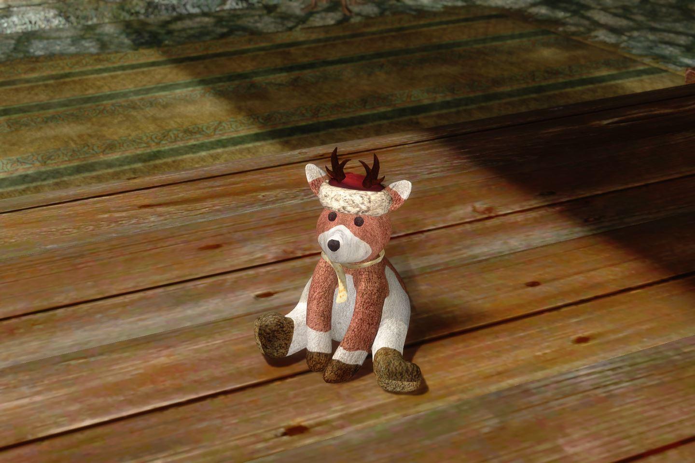 ChildrenToysMihailSK 410-1 Pose TeddyDeer 01 1