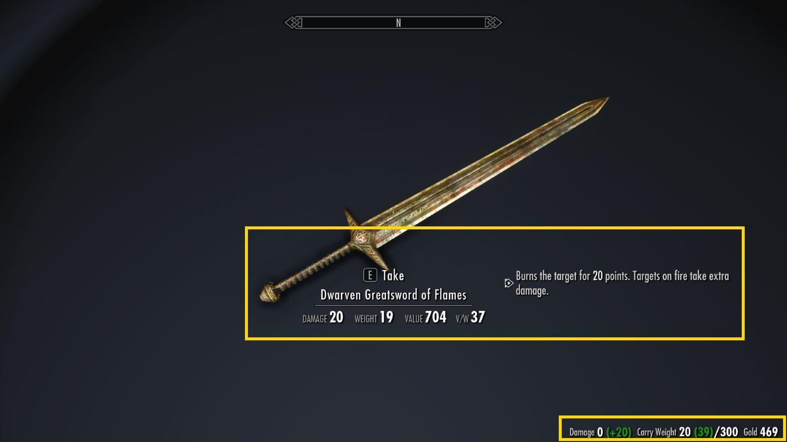 MoreHUDSSE 122-1 Info Weapon 1