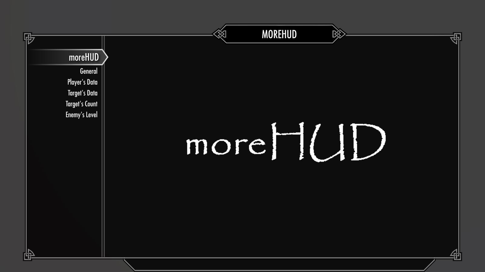 MoreHUDSSE 000-1 Thumbnail 1