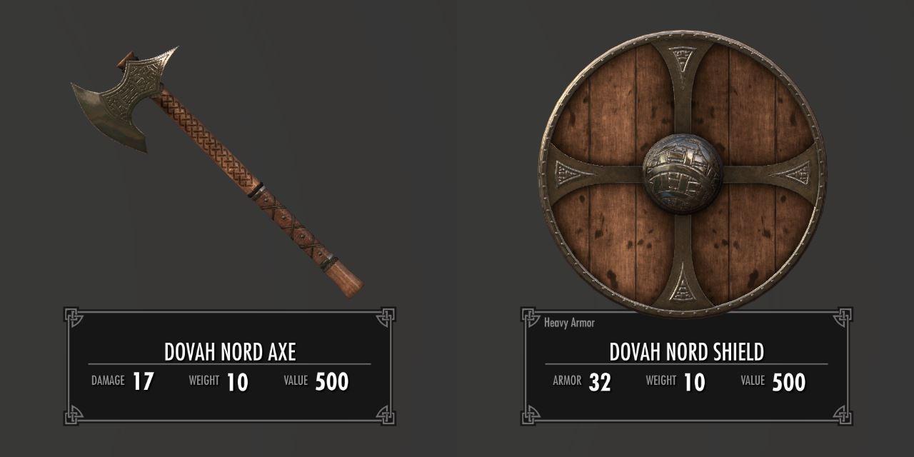 DovahNordWeaponsSK 013-1 Info Shield 2