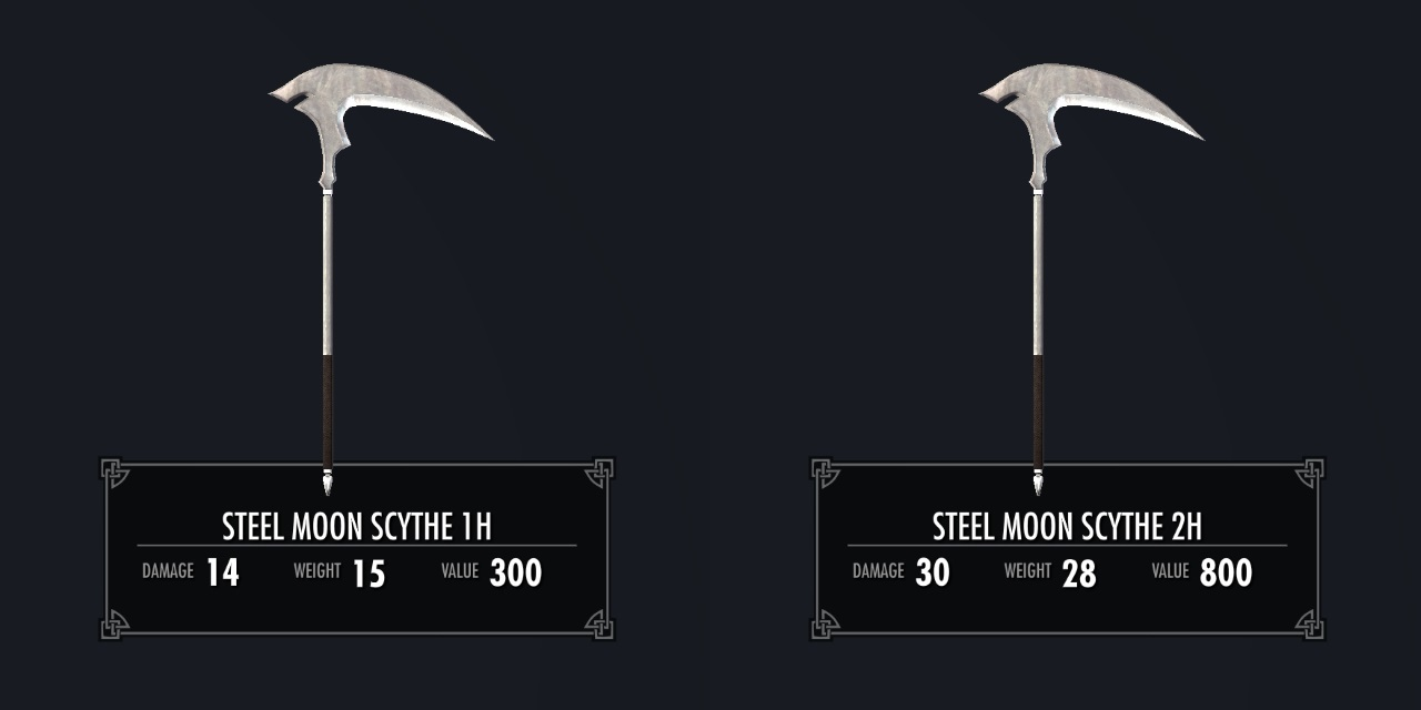 KukatsuoSteelScytheSK 021-1 Info 2HA Steel Moon 2