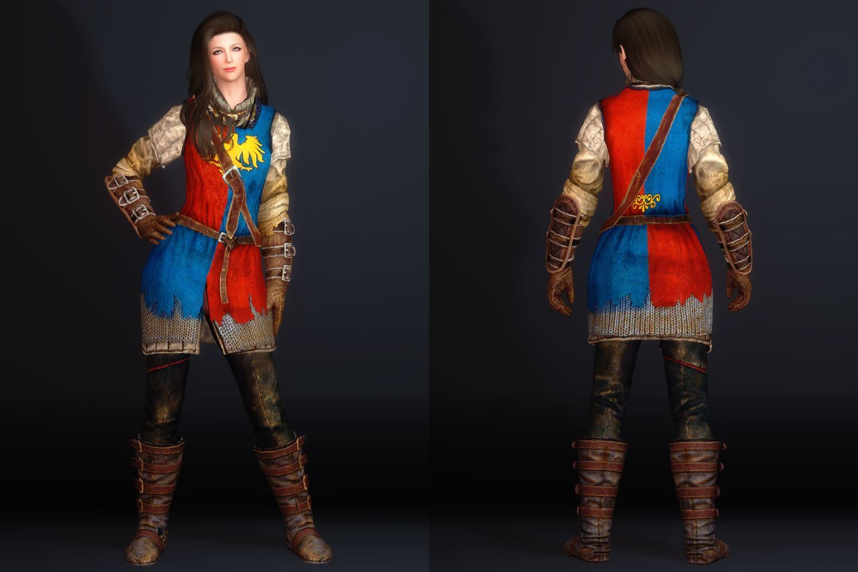 KnightsRestSK 211-1 Pose Fu-Ba-F L 2