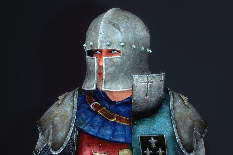 KnightsRestSK 222-1 Pose He-Fr-M H 1