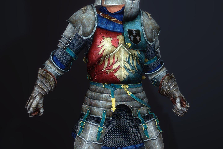 KnightsRestSK 223-1 Pose Up-Fr-M H 1
