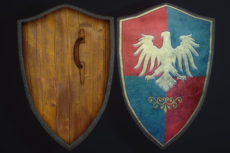 KnightsRestSK 230-1 Pose Shield 1