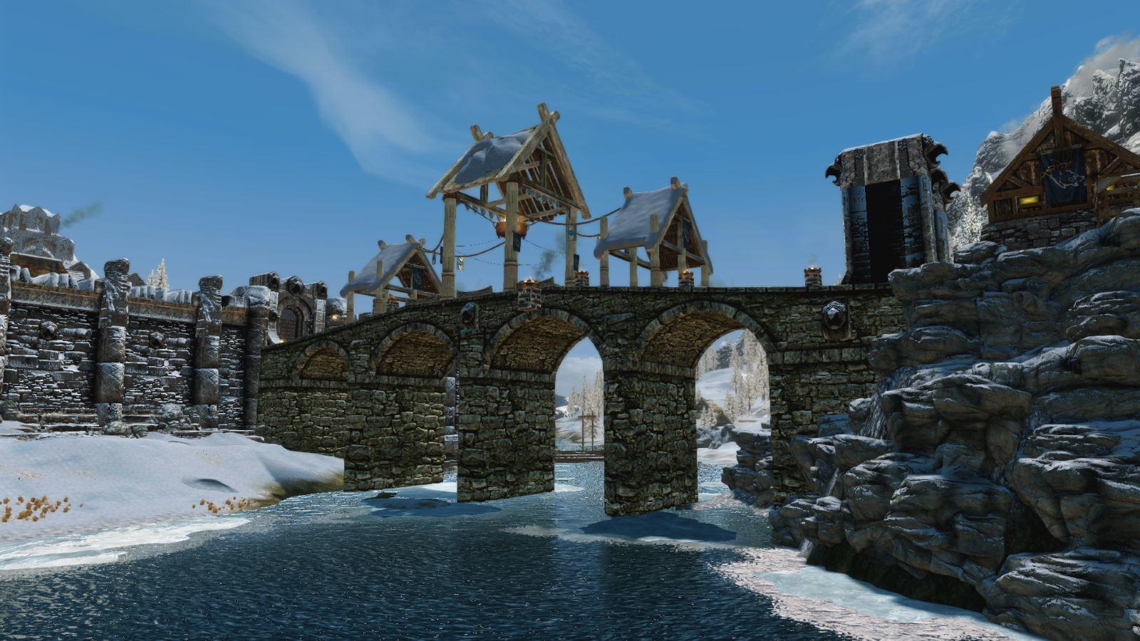 CityEntranceOHWindhelmSSE 011-1 Info Mod 1