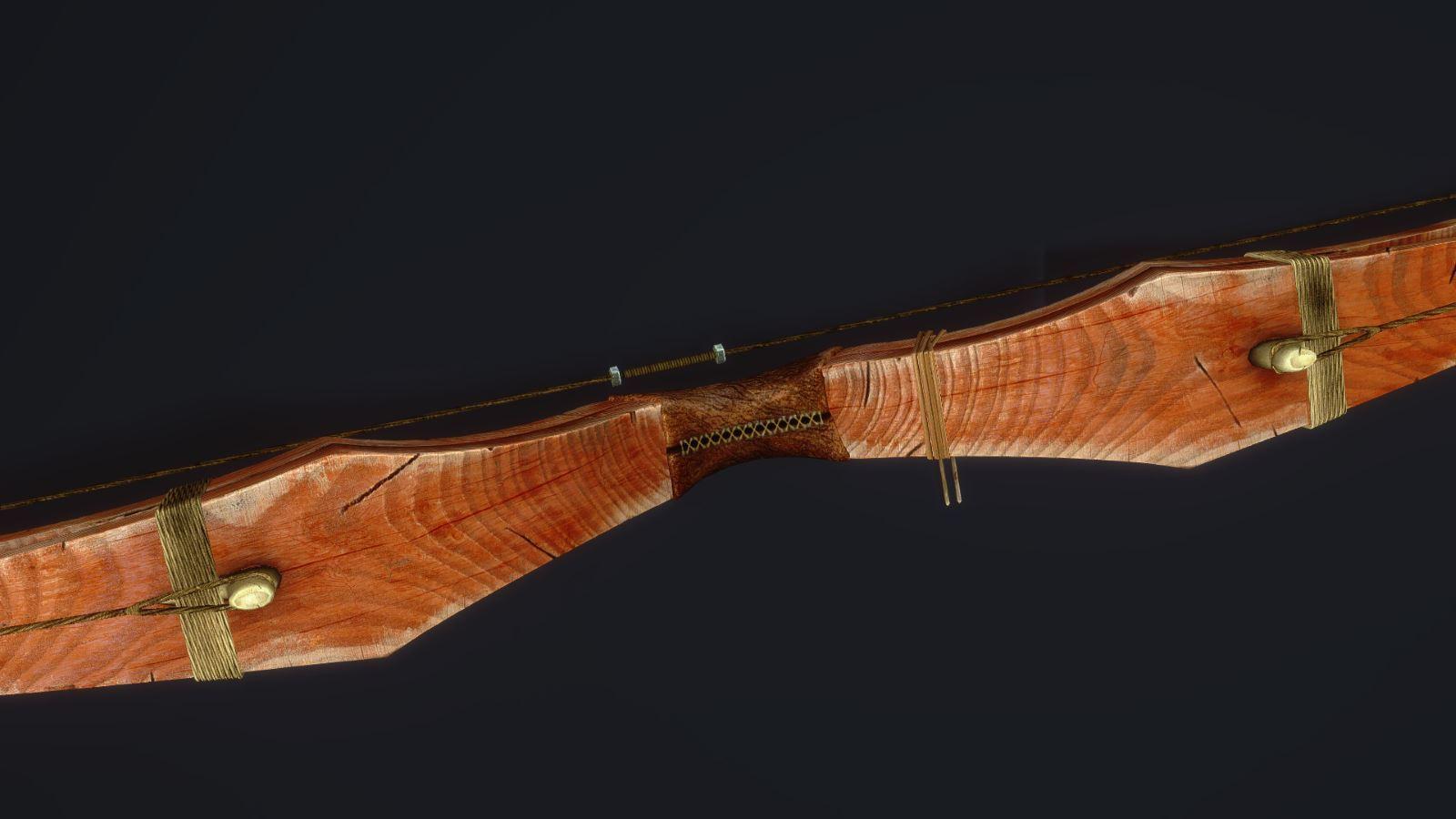 PenobscotWarBowSK 251-1 Pose Bow4 NoPaint 1