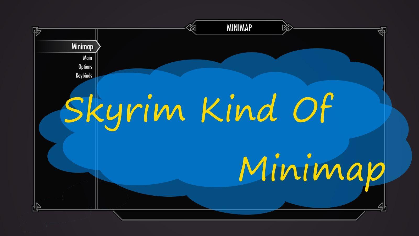 SkyrimMinimapSK 000-1 Thumbnail 1