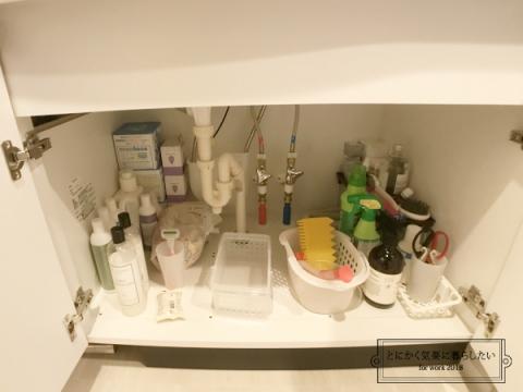 洗面台にヘアアクセ収納がシンデレラフィット (5)