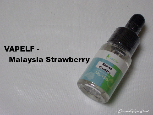1 VAPELF - Malaysia Strawberry