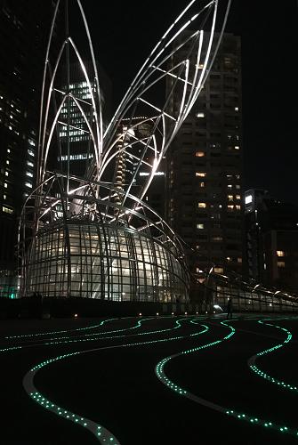 美術館_夜景