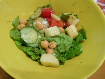 4.13豆のサラダ