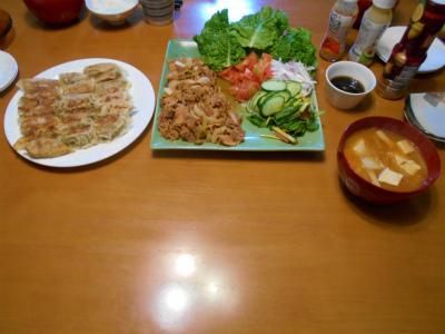 5.9夕食